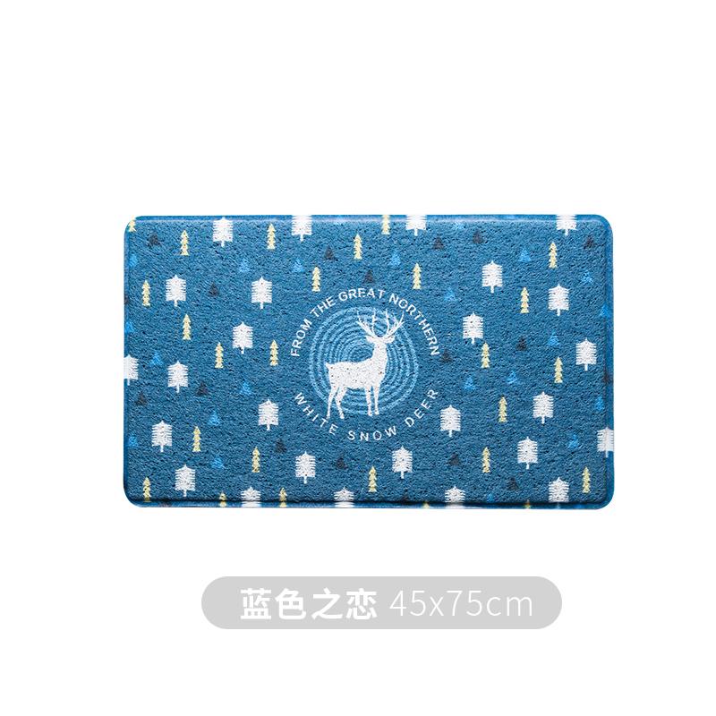蓝色之恋(45*75cm)