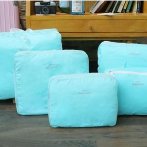 经济型 旅行收纳袋衣服整理袋五件套