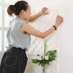 仿砖3D立体墙贴客厅电视背景墙装饰壁纸办公室创意墙贴
