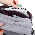 韩国旅行大容量斜挎包大单肩包ipad包男女多分层包包