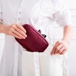 法蒂希 尼龙时尚多格局立体小化妆包女便携男女数码收纳包