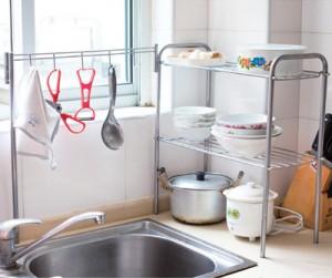 特价 特价 邓迪斯 可挂勺铲厨房多用置物架