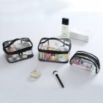 法蒂希 旅行收纳袋洗漱包男化妆包手拿包女防水透明便携整理包