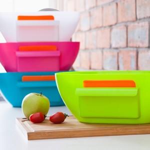 特价 创意厨房垃圾储物盒桌面垃圾收纳盒