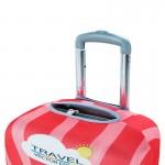 弹力行李箱套拉杆箱旅行防尘罩袋保护套20/24/28寸/30寸加厚耐磨