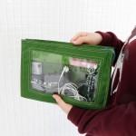 旅行数码收纳包移动硬盘电源充电宝鼠标耳机充电器袋数据线收纳包