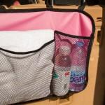 汽车用后备箱收纳挂袋置物袋多功能车载储物袋座椅后背挂包