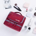 旅行磨砂洗漱包化妆包男女防水洗浴包出差便携式化妆包旅游收纳袋