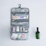 法蒂希 旅行洗漱包男户外女便携旅游出差收纳袋防水PVC化妆包