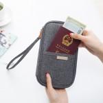 护照包机票护照夹保护套防水旅行收纳包出国多功能证件袋证件包