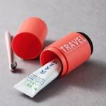 旅行洗漱杯 便携漱口杯创意刷牙杯情侣塑料口杯旅游牙刷盒牙缸包