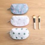 印花旅行化妆包韩国小号便携大容量化妆品收纳包手拿包化妆袋