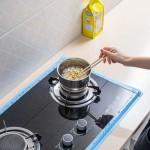 自粘煤气灶缝隙贴厨房水槽洗菜盆防霉防水条胶带卫生间浴室美缝贴