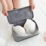 旅行收纳袋七件套 行李内衣整理防水袋旅游衣服收纳包袋7件套