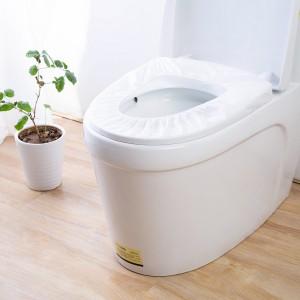 一次性马桶垫套 无纺布 塑料 旅行居家产妇坐垫防水独立包装