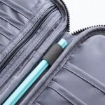 护照保护套机票收纳包证件夹包防水多功能旅行旅游拉链个性卡包(049)