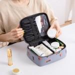 新款ins网红化妆包便携随身收纳包韩国简约少女心化(052)