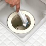 特价 木晖 排水口清洁刷 里侧缝隙刷 地板刷 除污垢厨房水槽刷
