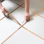 自粘客厅卧室地面瓷砖防水防霉美缝贴纸墙面缝隙装饰地板砖贴条