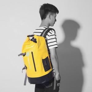 特价 城市波浪 防水包两栖登山包 漂流袋 户外休闲干湿双肩运动背包