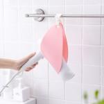 家用免打孔吹风机收纳架卫生间置物架浴室挂式风筒架收纳套