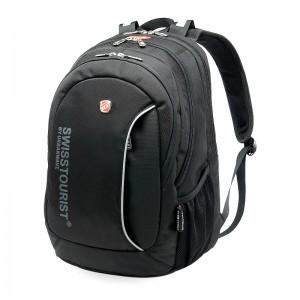 双肩包男电脑包多功能书包学生青年背包双肩男包旅行包
