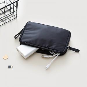 创意尼龙旅行收纳整理包男女旅行护照包手拿证件包