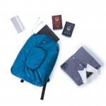urbanwave 旅行收纳包大容量折叠式单肩双肩背包手拎包防水衣物收纳包