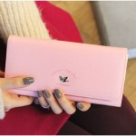 特价donbook正品  小鸟Shinzi Katoh甜美淑女长款钱包 手机包(020)
