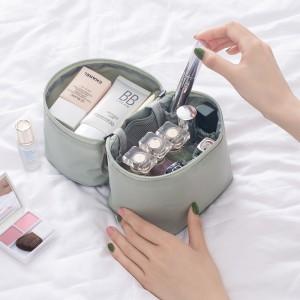 法蒂希 旅行简约便携大容量化妆包女ins风超火洗漱收纳包