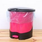 家用垃圾袋实惠装点断式加厚垃圾袋卷筒式塑料袋平口袋