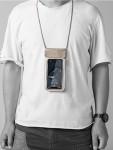 手机防水袋潜水套游泳外卖触屏苹果X华为骑手专用oppo