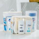 旅行洗漱用品套装便携旅游洗护牙刷盒小样洗发水沐浴露出差洗漱包