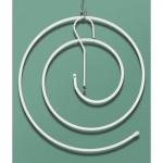 晒床单神器被子晾圆形旋转晾衣架被单可螺旋式晒衣架