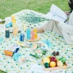 野餐垫户外防潮垫野外便携加厚防水野餐布郊游草坪春游野炊地垫子