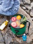可折叠泡脚桶袋水桶水盆便携式旅行露营洗脚打水钓鱼桶洗车桶