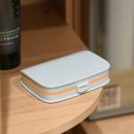 大容量便携式药盒小药盒迷你一周分装药盒子随身药片盒