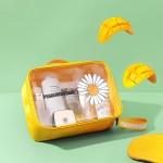 旅行多功能收纳小雏菊化妆包洗漱用品收纳袋