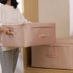 被子棉被收纳袋衣服整理袋大号家用搬家打包袋大容量超大防尘防潮