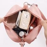 清新小雏菊斜挎包防水洗漱包化妆包收纳包