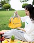 饭盒手提包保温袋铝箔加厚便当袋饭盒袋子带饭包手拎上班族餐包