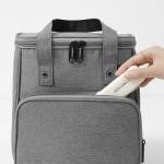 保温包学生饭盒手提包铝箔加厚大号带饭包上班族装饭盒袋子